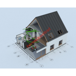 Projekt i wycena instalacji wentylacji